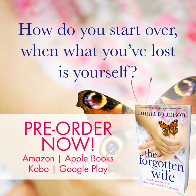 Preorder Graphic - The Forgotten Wife